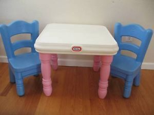 Little Tikes Tykes Victorian Tender Heart Kitchen Table and Chairs Set & Little Tikes Tykes Victorian Tender Heart Kitchen Table and Chairs ...