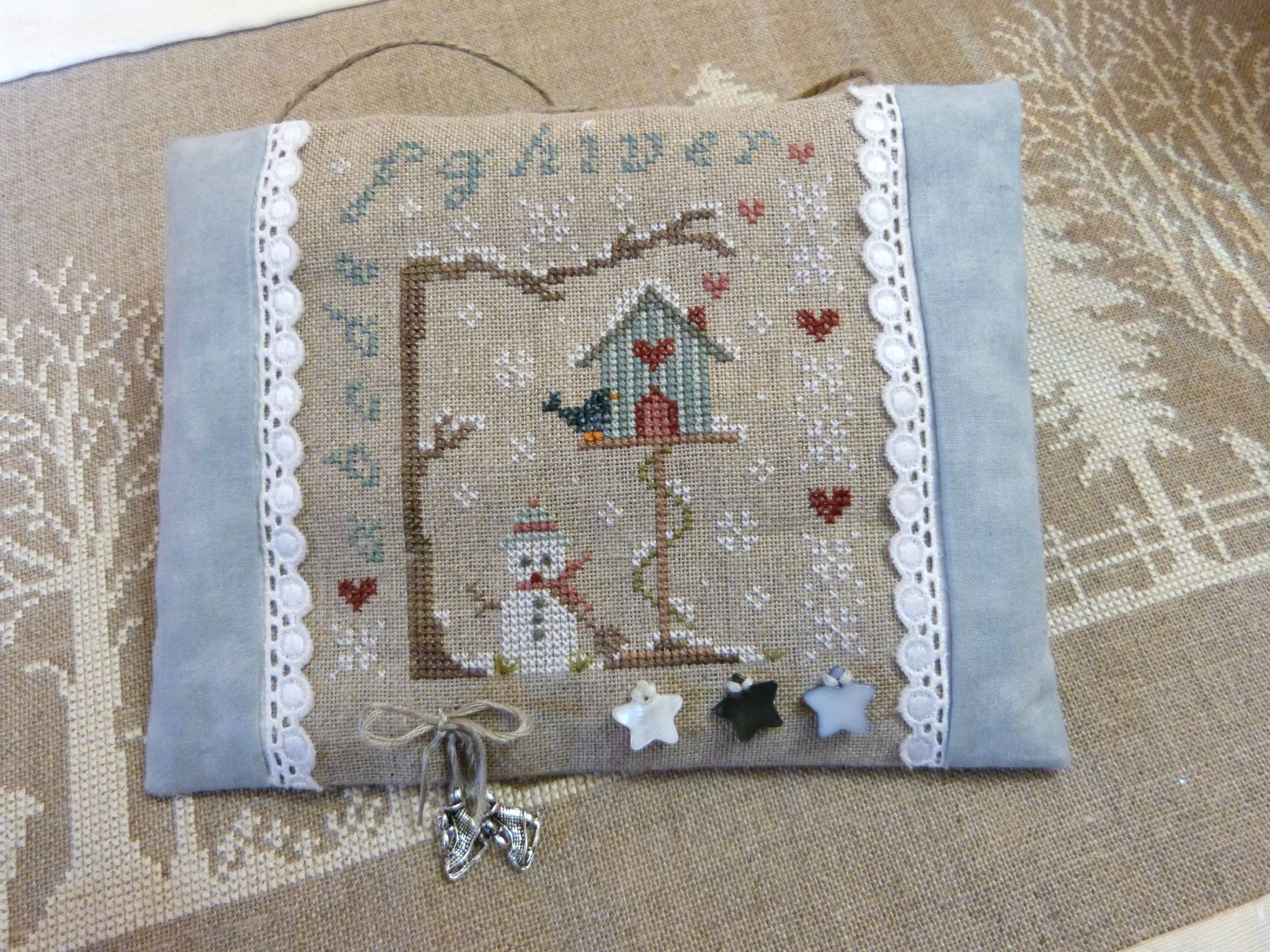 Embroidery cross stitch broderie point de croix on - Blog broderie point de croix grilles gratuites ...