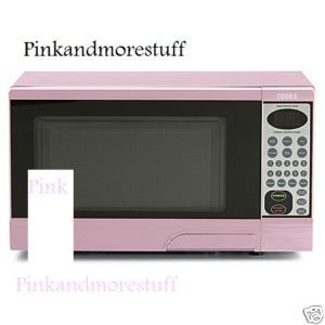 cooks Microwave Oven (PINK) | Kaboodle