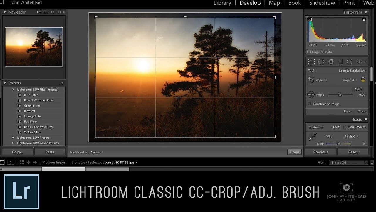 Lightroom cc video