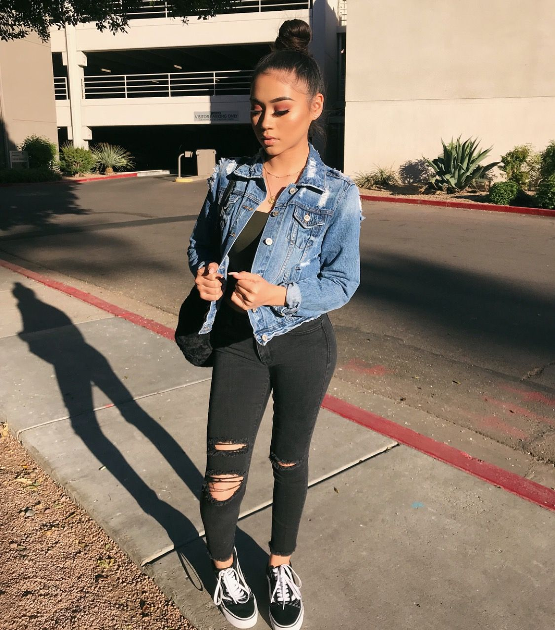 Follow @ohitsnataliya For More .   Outfits.   Pinterest   Baddie Clothes And School Outfits