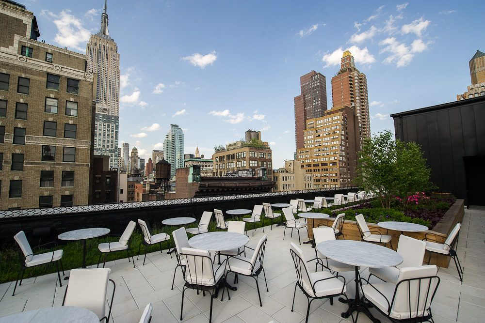 The Roof Of The Nomad Is Just About Ready For Takeoff Nomad Hotel Nyc Hotels New York