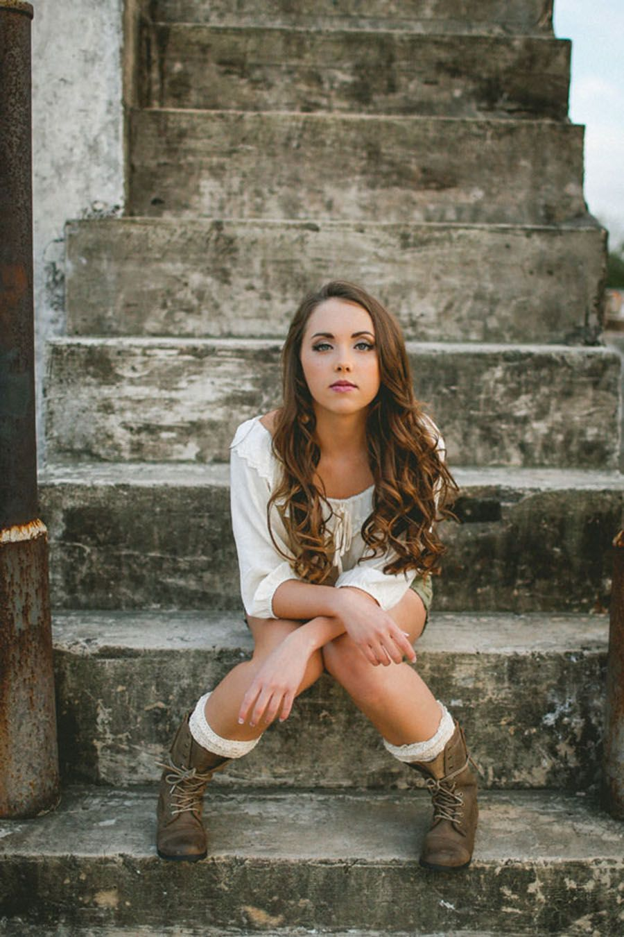 Best Senior Girl Photo Picture Posing Ideas Photography 400 x 300