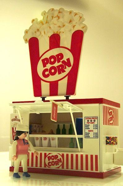 Food Booth Jeux Playmobil Maison De Poupee Jouet Enfant