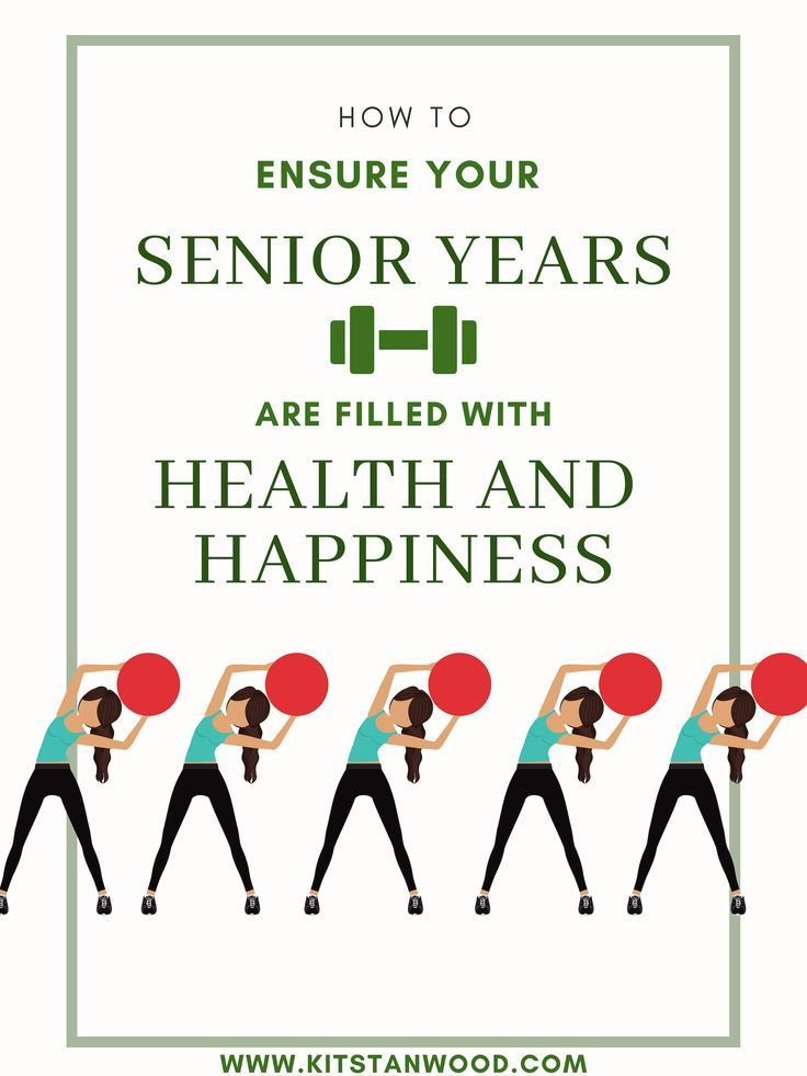 How to ensure your senior years are filled with health and happiness. Enjoy this article that is ful...