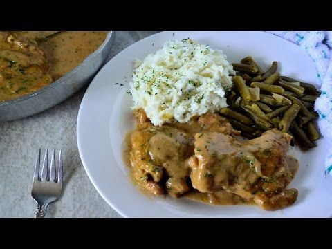 Smothered chicken and homemade gravy coop can cook chies quick and comforting dinner doesn have to take hours try my smothered chicken and gravy recipe don forget the rice or mashed potatoes forumfinder Choice Image