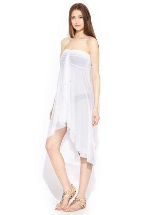On ideeli: ELAN Convertible Skirt Dress with Ruffle