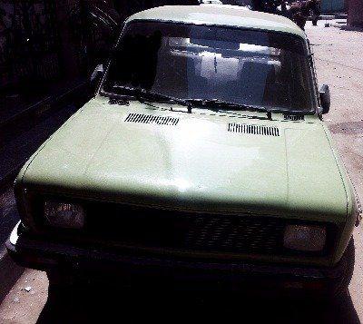 للبيع 128 موديل 1979 اللون اخضر حالة Fiat Car Suv
