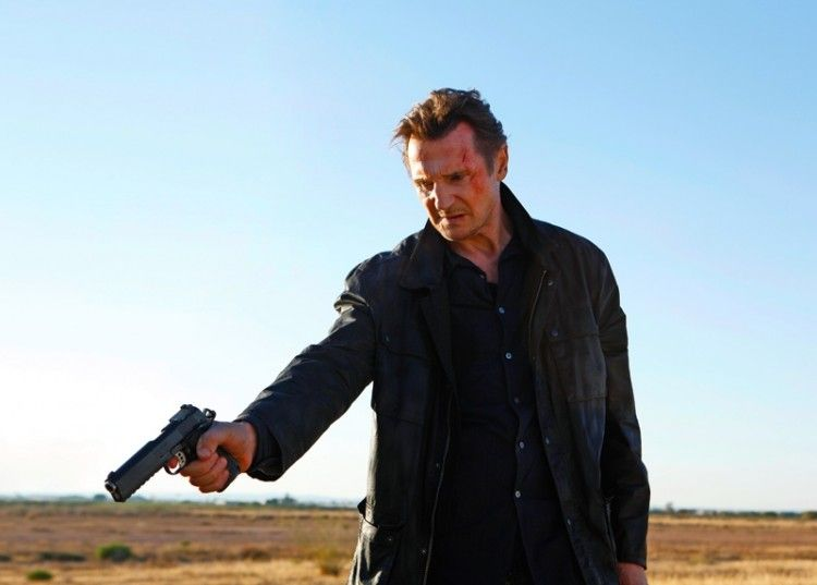 First Images of Liam Neeson in TAKEN 3, Plus Plot Details