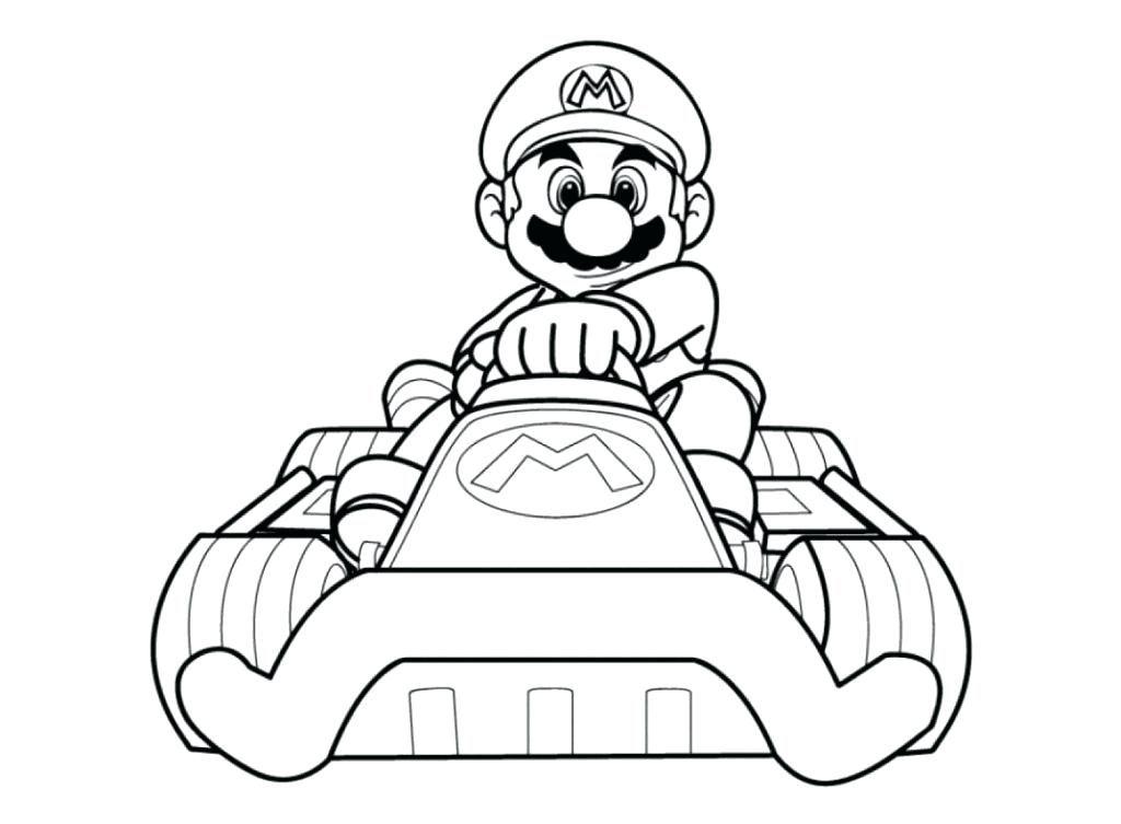 Coloriage De Mario Filename Coloring Free Printable Filename
