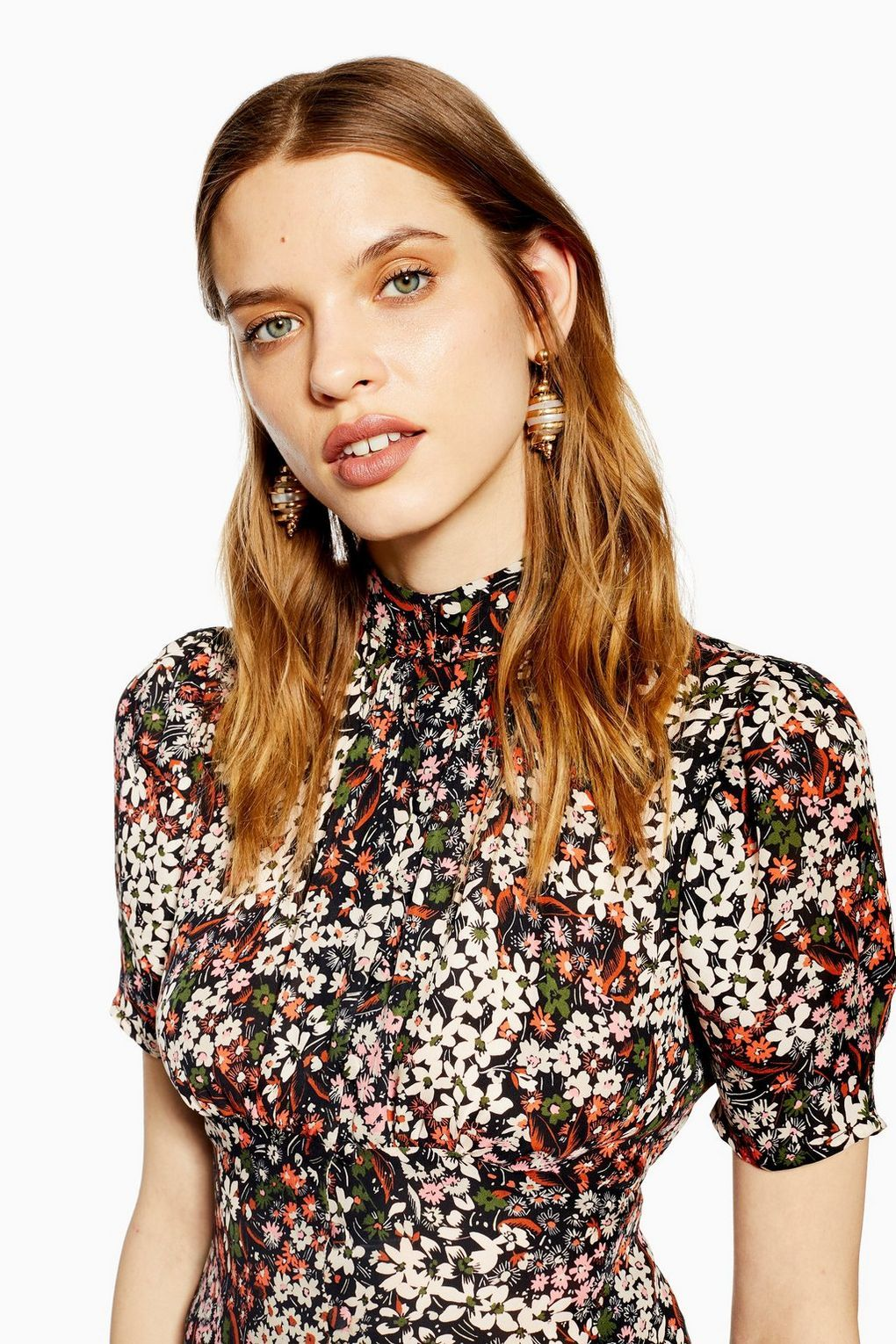 dirt cheap best prices best sale Cluster Ditsy Blouse | 2019 in 2019 | Blouse, Shirt blouses ...