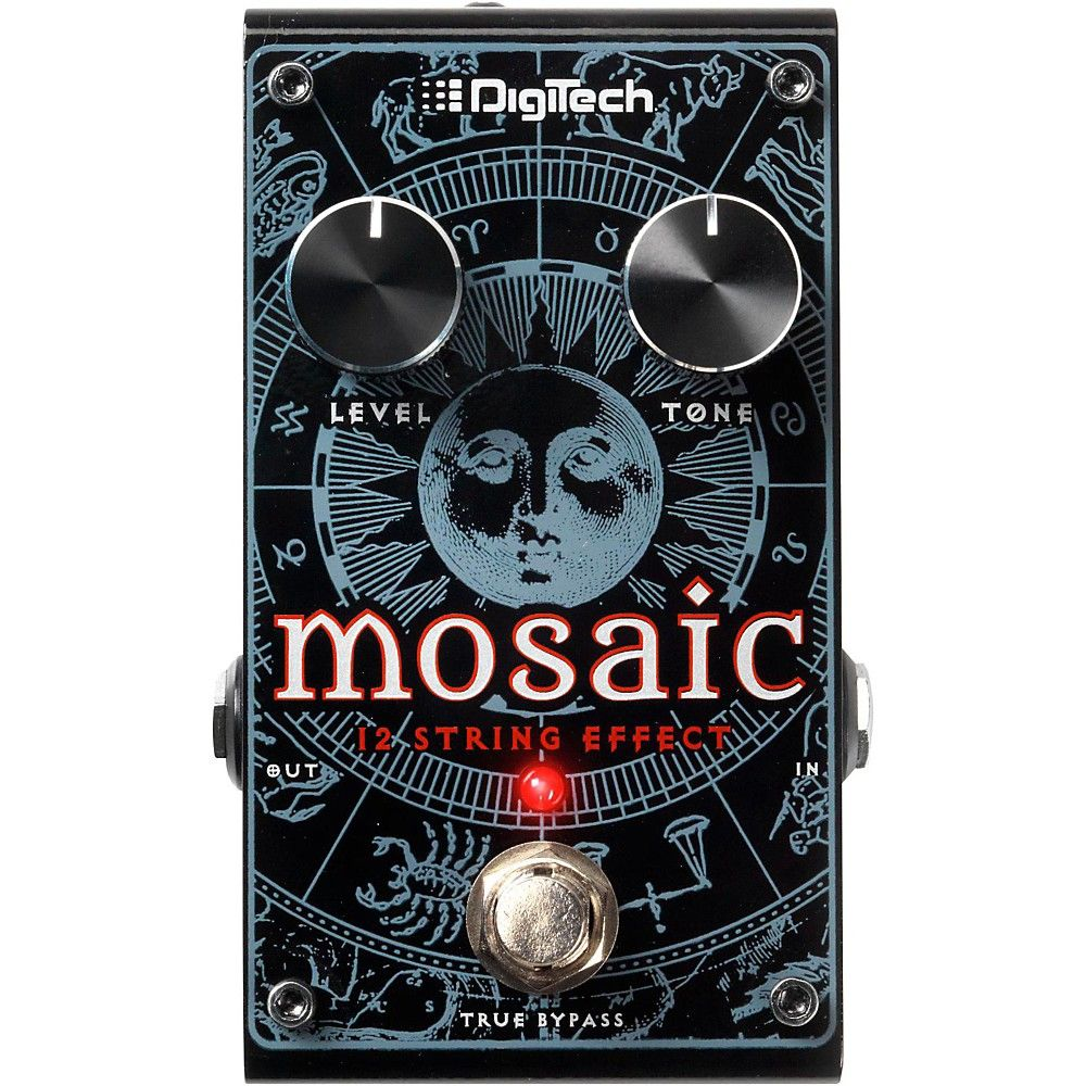 mosaic 12 string guitar effects pedal products 12 string guitar guitar pedals guitar. Black Bedroom Furniture Sets. Home Design Ideas