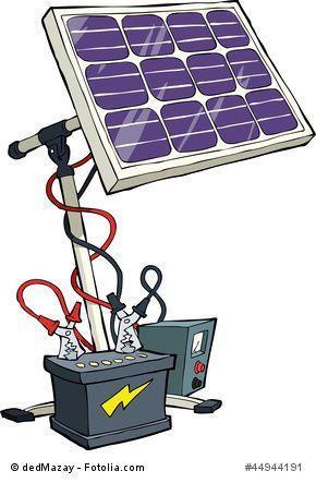 einige wichtige infos f r den einbau von solar strom mit bildern mobile solaranlage. Black Bedroom Furniture Sets. Home Design Ideas