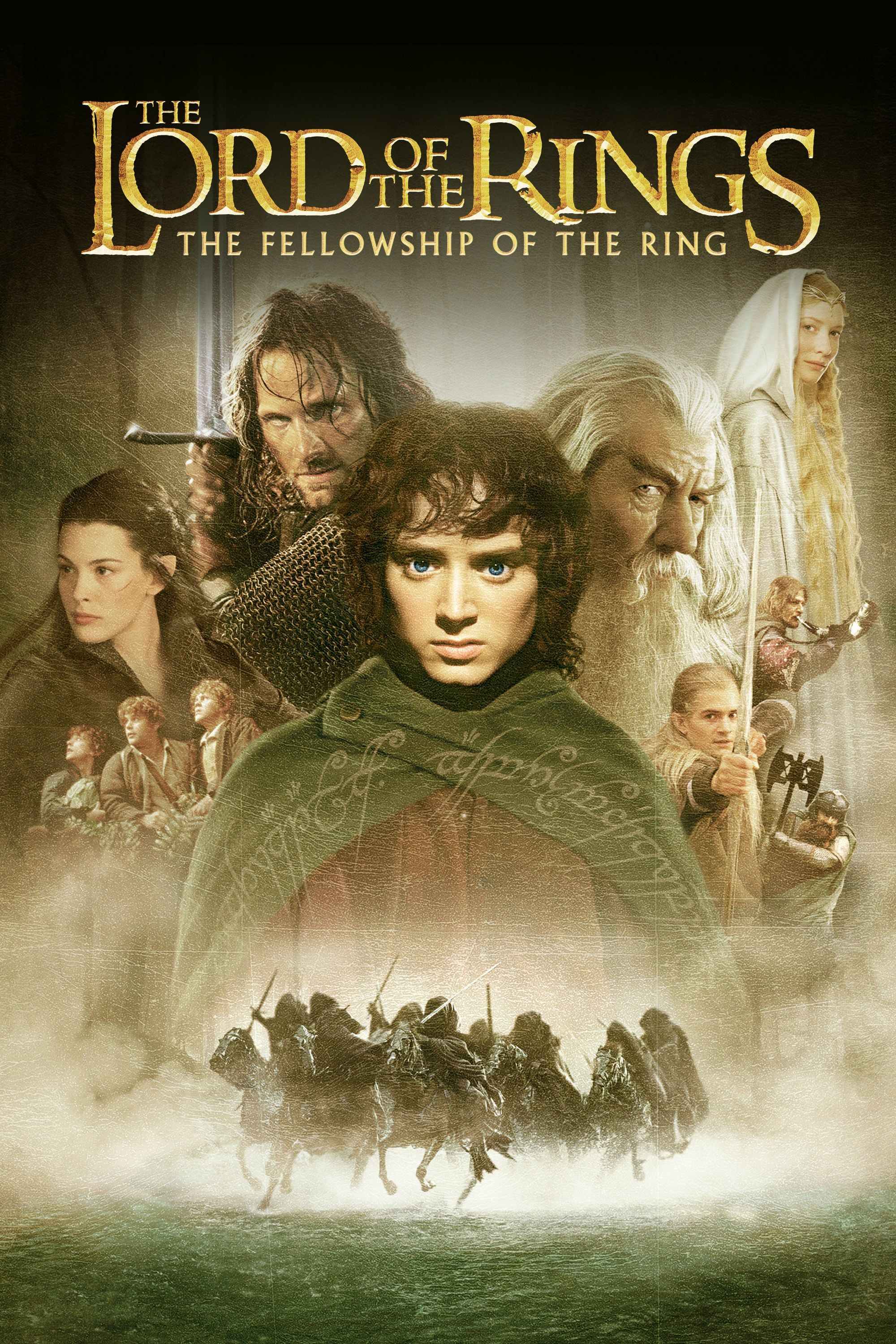 The Lord Of The Rings The Fellowship Of The Ring 2001 Full Movie Hd Quality Enjoy Full Movie Cli Seigneur Des Anneaux Film Culte Francais Films Complets