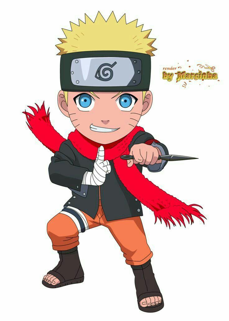 Mini Naruto The Last Wallpaper Naruto Kartun Chibi