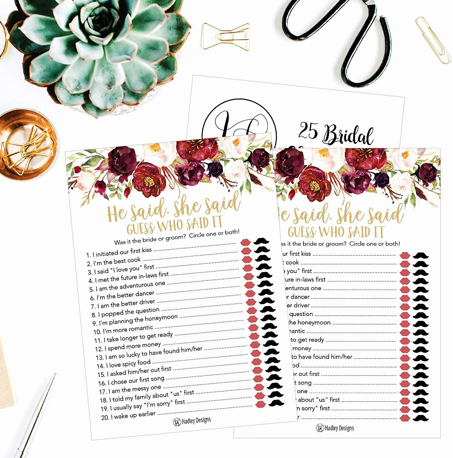 Wedding Shower Invitation Template in 2020 (With images