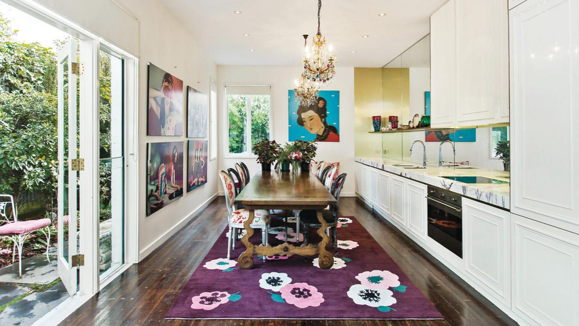 3 bedroom house interior design designer alannah hill to sell her umini versaillesu home in st kilda