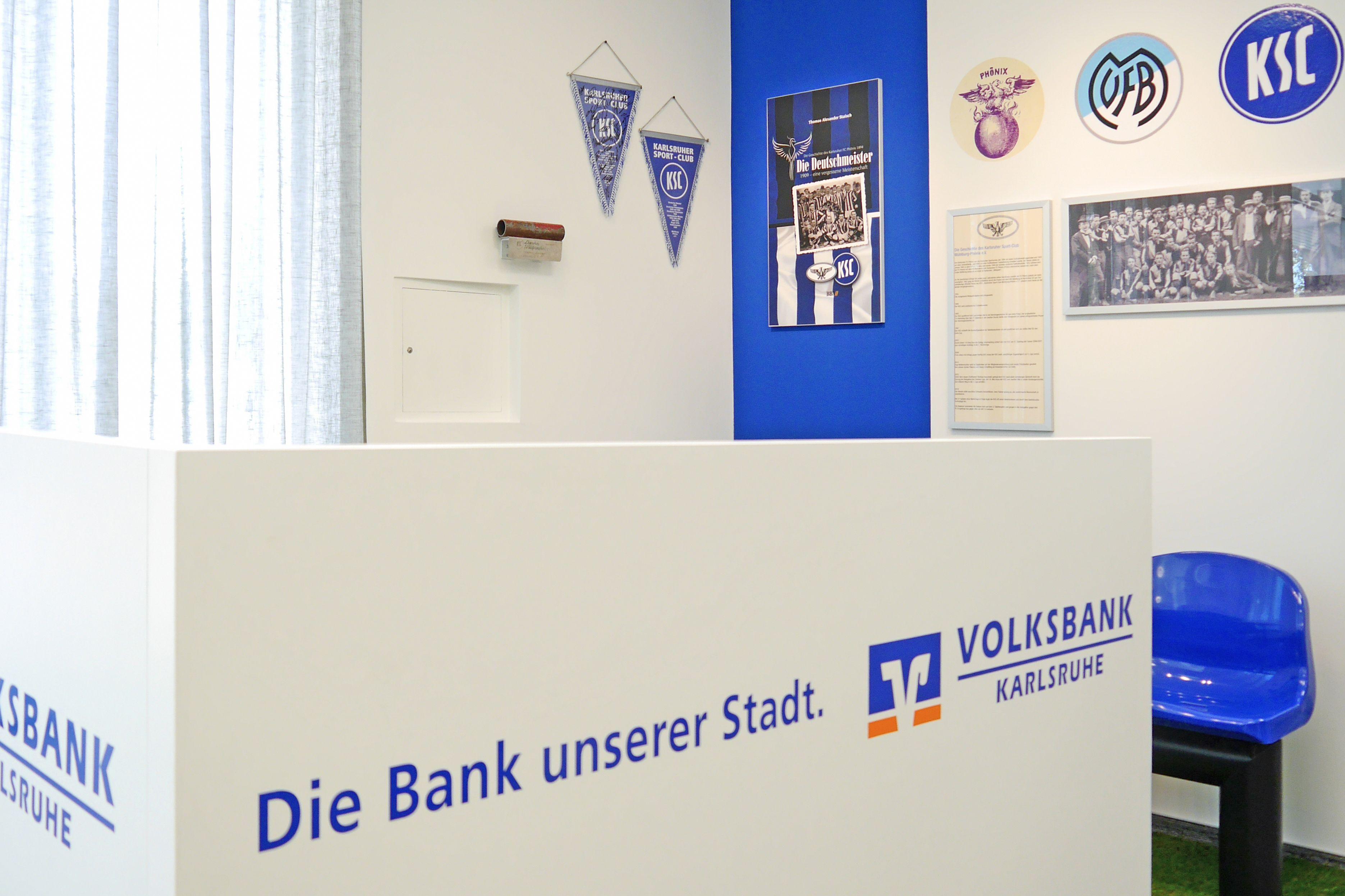 Volksbank Regionalfiliale Karlsruhe Muhlburg Karlsruhe Innenarchitektur Ergonomie Am Arbeitsplatz