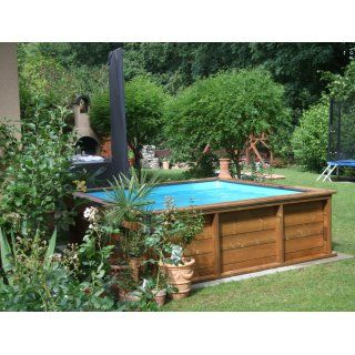 mini holzpool mit poolabdeckung 2 x 2 m gartengestaltung pinterest garten holzpool und holz. Black Bedroom Furniture Sets. Home Design Ideas