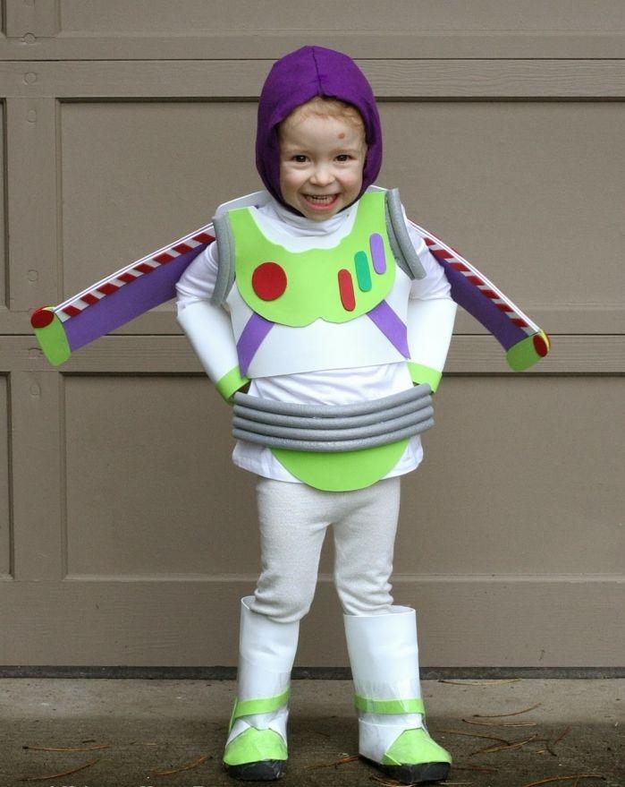 1001 Ideas De Disfraces De Halloween Caseros Halloween - Hacer-disfraces-halloween-caseros-para-nios