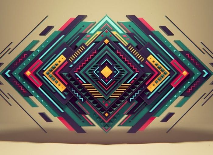 Menakjubkan 19 Lukisan Kubisme Keren Lukisan Abstrak Simple Cikimm Com From Www Cikimm Com Fant Motion Graphics Inspiration Motion Design Abstract Design