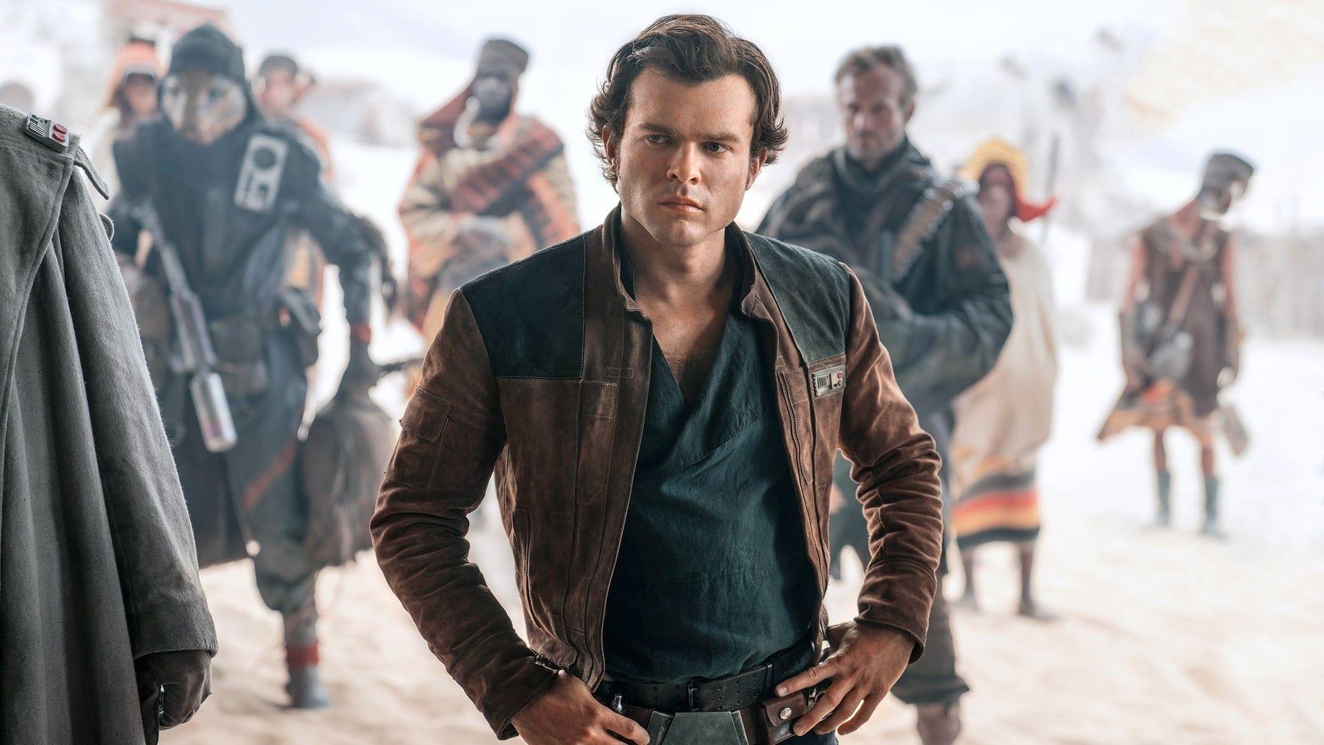 Solo A Star Wars Story 2018 Ganzer Film Deutsch Komplett Kino Im Mittelpunkt Steht Der Junge Schmuggler Han Solo Dessen Erstes Gross Star Wars Darth Vader Sith