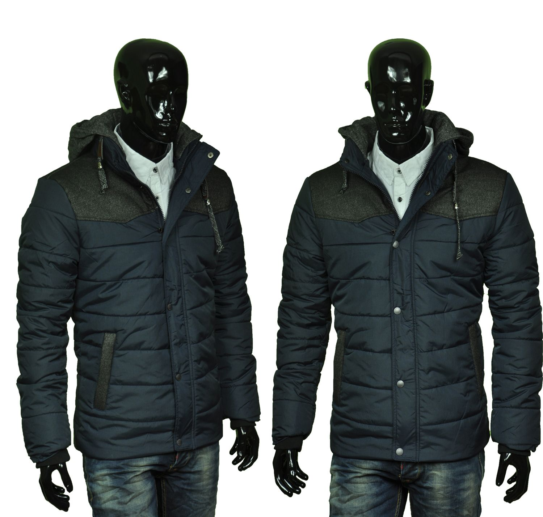 Kurtka Meska Pikowana Rg 606b Gr Winter Jackets Jackets Street Style