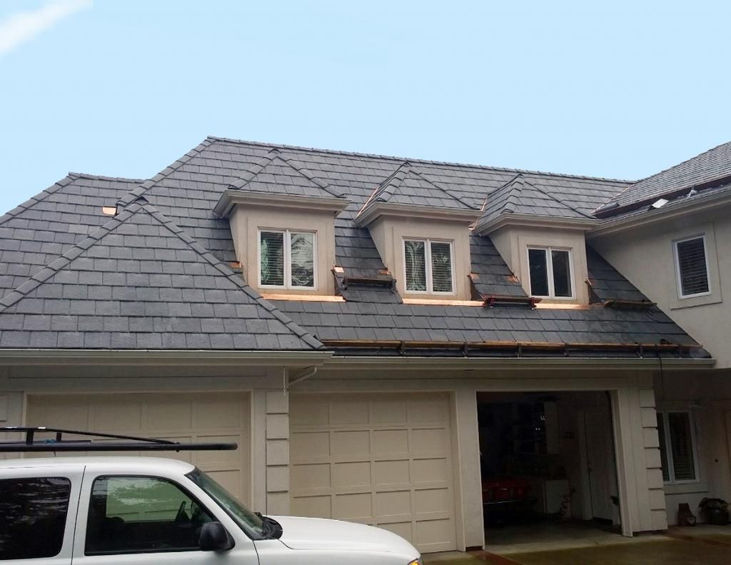Low Maintenance And Durability Key Selling Features For Polymer Roofing In Northwest Davinci Roofscapes Cedar Shake Roof Roofing Shake Roof