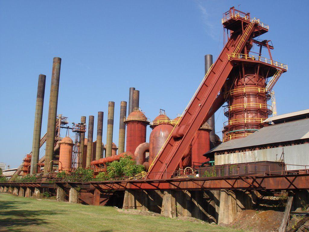 Panoramio Photo Of Sloss Furnaces Sloss Furnace Furnace Places To Go