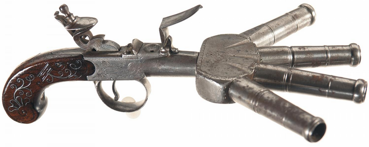 Lock Stock And History Photo 18th Century Flintlock