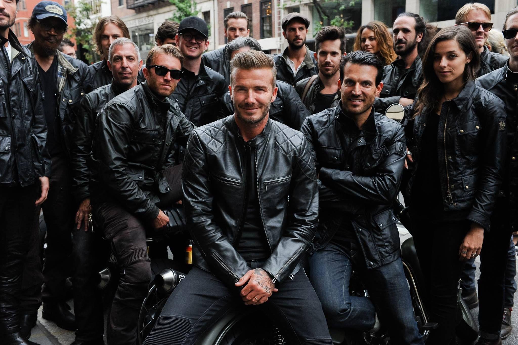 belstaff motorcycle apparel