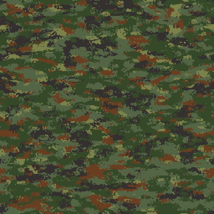 Preview of camouflage references with option to download, also a ...