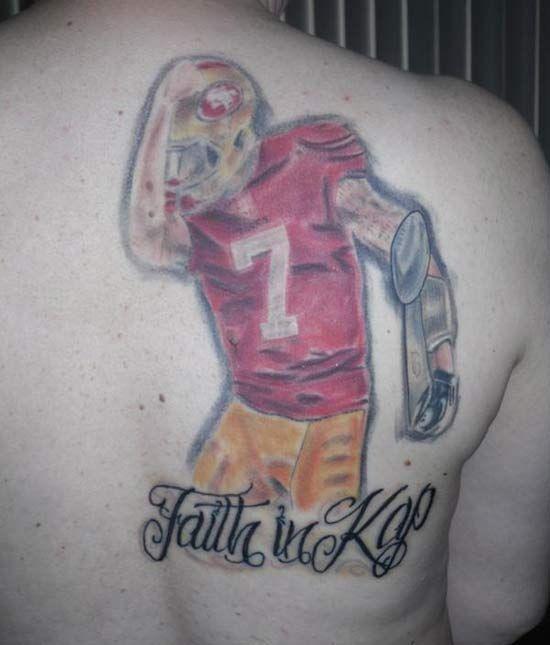 f00f64039545 Pin by Jersey Champs on cool stuff | Sport tattoos, Skyline tattoo,  Football tattoo