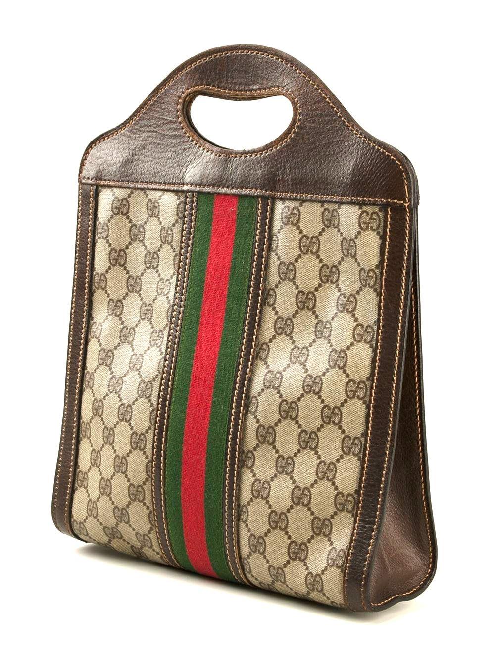 1970s Gucci Tote Bag image 2  4ba4b14742e0d