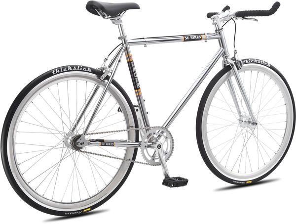 Pin On Single Speed Bicycle