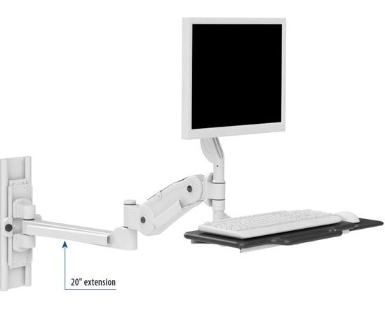 Lcd Monitor Holder 20 Wall Mount