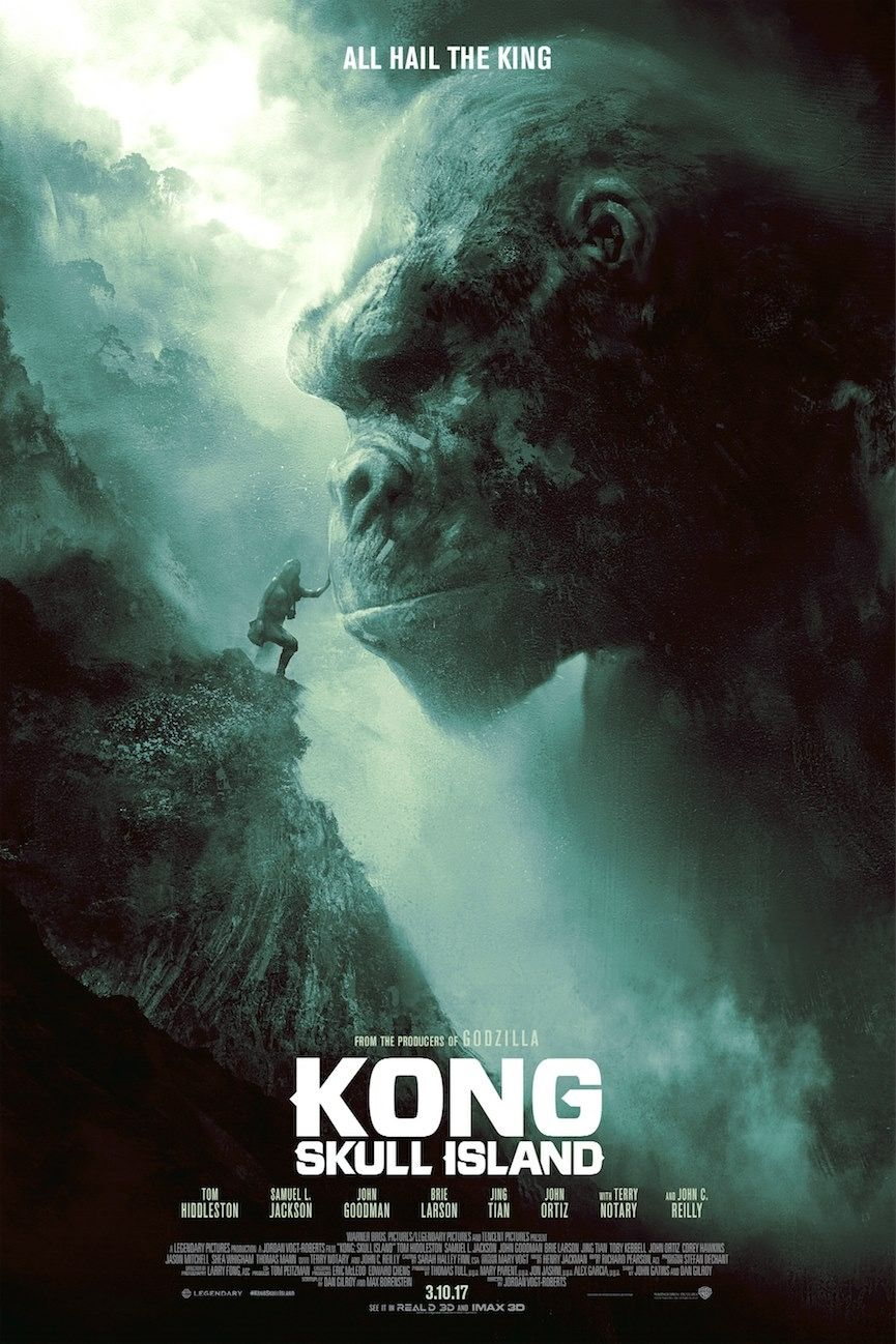 251b88487 Film Posters, Poster Frames, Retro Posters, Kong Skull Island Poster, King  Kong