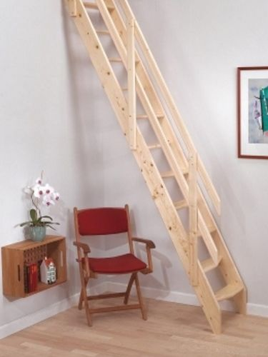 Best Deluxe Compact Space Saving Paddle Staircase Space 400 x 300