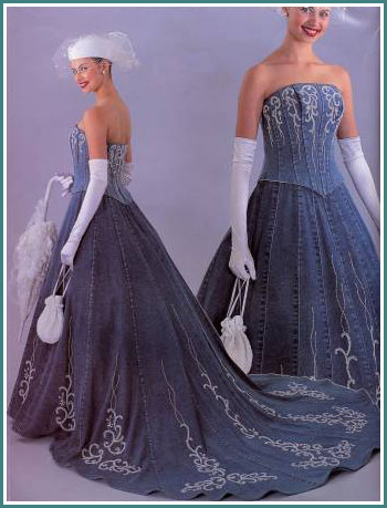 37 Wedding Dresses That are Just Wrong - Part 33