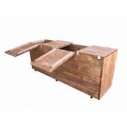 Panche Contenitori Da Esterno.Contenitore Per Raccolta Differenziata Mobili Furniture Decor E