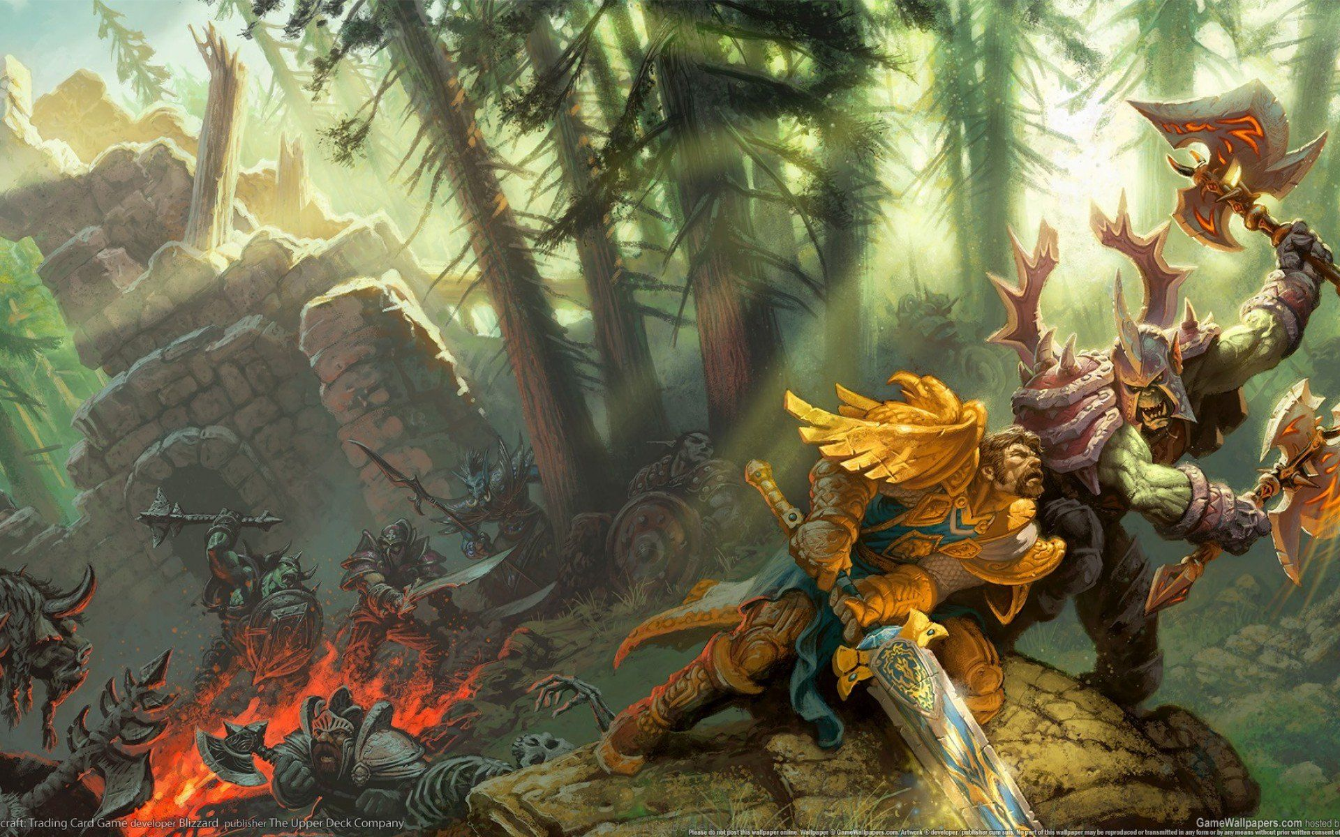 World Of Warcraft Fan Art Wallpaper Walldevil Best