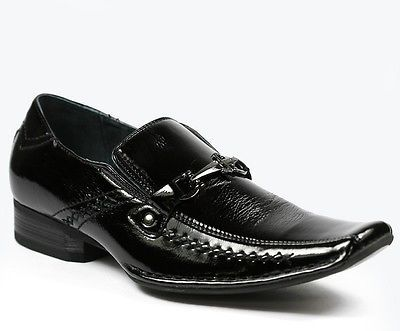 delli aldo mens slip on loafers dress classic shoes w