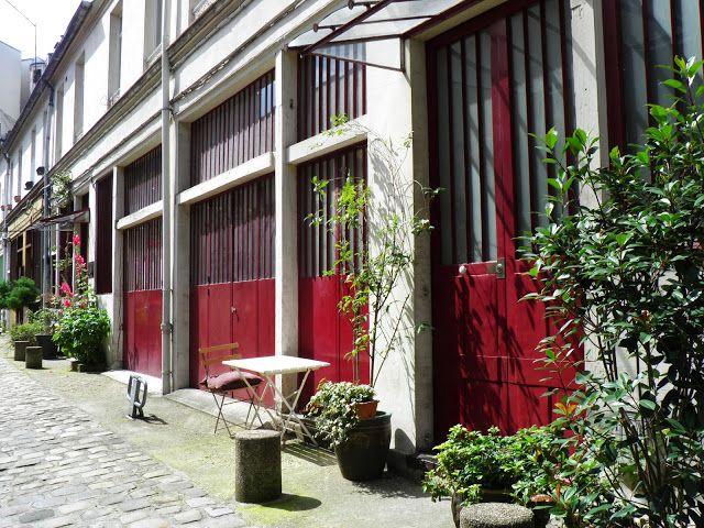 La Cité du Figuier 104-106 rue Oberkampf 75011 Paris | // Paris ...