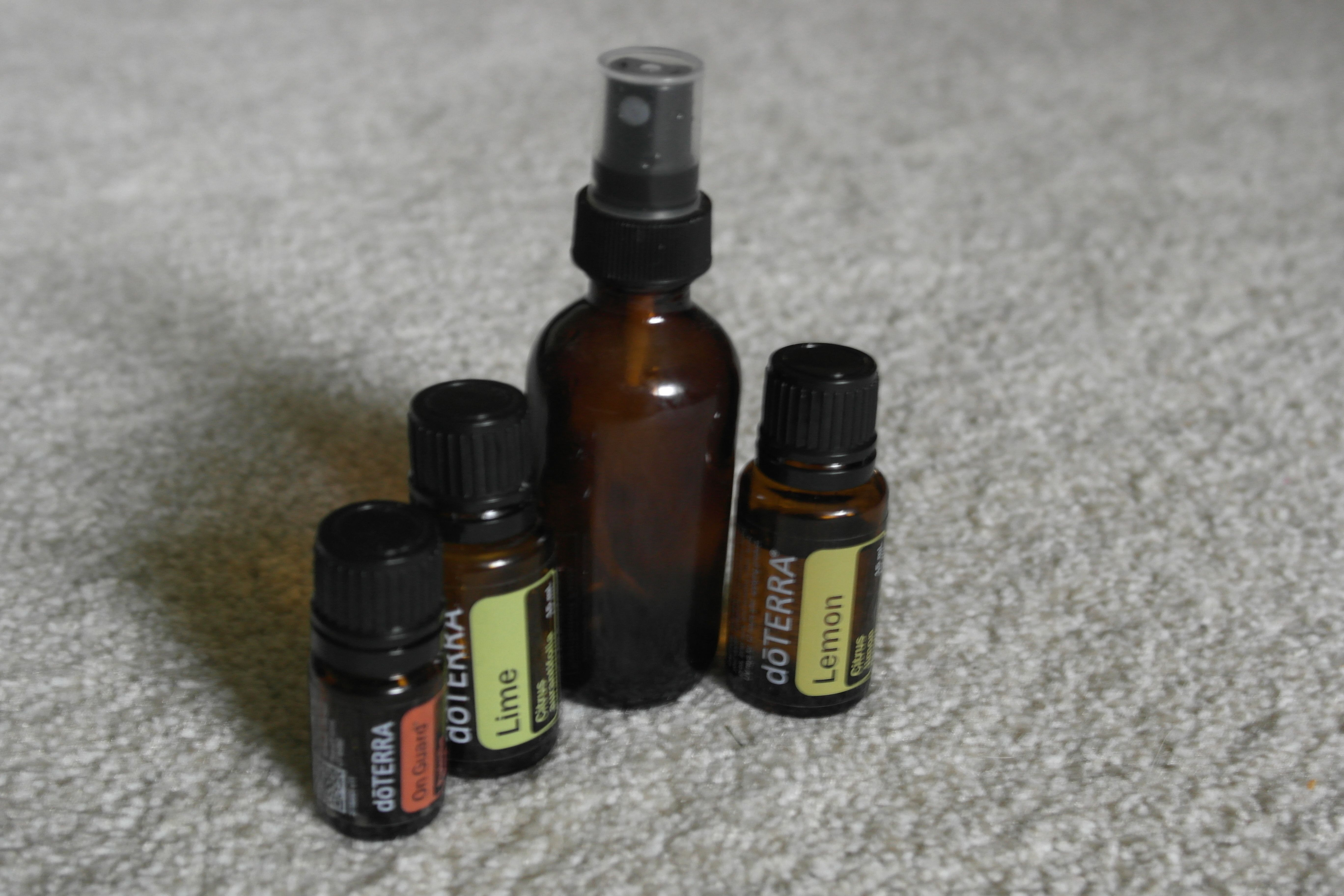 Diy Spray Hand Sanitizer With Essential Oils Perfect For Back To