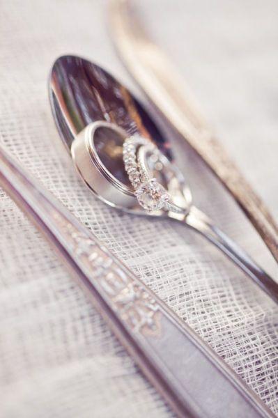 silver & rings