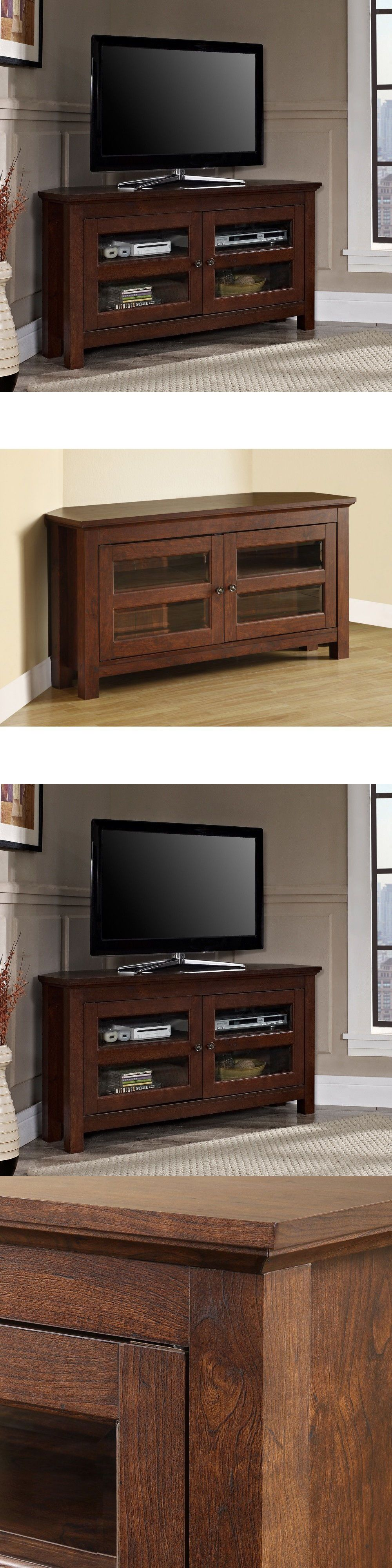Entertainment Units TV Stands: Tv Stand Corner ...