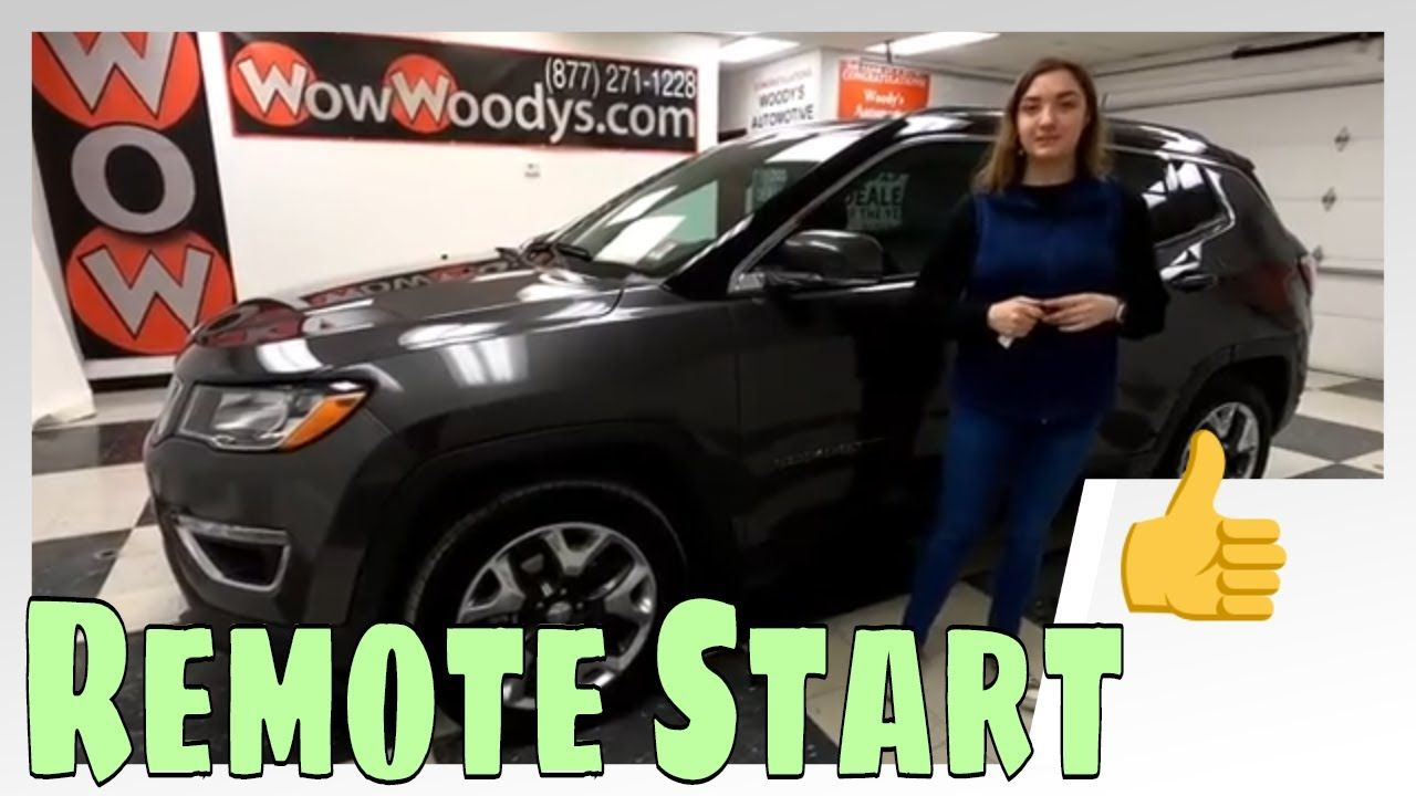 2018 Jeep Compass Limited Video Walkthrough at WowWoodys
