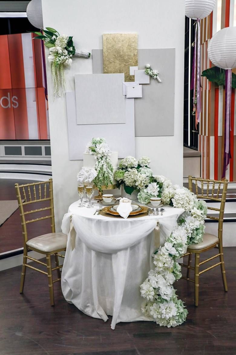 White wedding decoration ideas   weddingworthy colour combos to suit any personality on their big