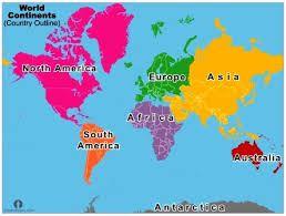 Resulta ng larawan para sa Whole World Map | Stuff to Buy ...