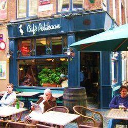 Antwerpen - Café Pelikaan - Melkmarkt 14